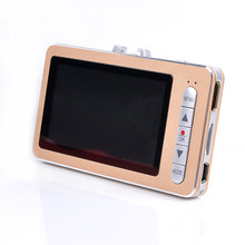 "High Quality V690 2.7"" LCD Display Full HD 1080P Car Camera Video Recorder With Rearview Mirror G-Sensor Car DVR"