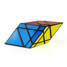 DianSheng DS Blade Moren Rhomboid Shape Mode Magic Cube Speed Puzzle Cubes Educational Toys For Kids Children