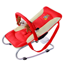 Free Shipping Busy Baby Vibrating Baby Bouncer Swing Comfort & Harmony Cradling Recliner Automatic Baby Rocking Chair