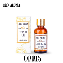 Famous brand oroaroma natural Orris essential oil Relax mood Relieve cough Tighten skin Perfume material Orris oil(China)