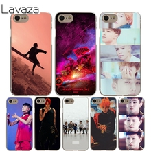 Lavaza bigbang g dragon Cover Case for iPhone X 10 8 7 6 6S plus Cases for Apple 5 5S 5C SE 4 4S Coque Shell(China)
