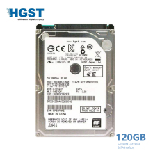 "HGST Marke Laptop PC 2,5 ""120 gb Sata 150 mb/s Notebook hdd festplatte 2 mb/8 mb 5400 rpm-7200 rpm(China)"