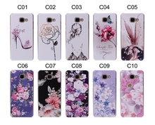 Art Ultra Thin TPU Silicone Soft Phone Case etui caso capinha Cover For Samsung Samsun Sumsung Galaxy A3 2016 Dreamcatcher(China)