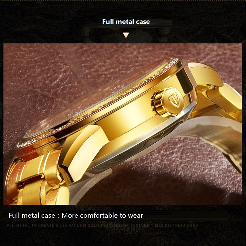 02018 New TEVISE Zodiac Signs Men Watch Automatic Mechanical Wristwatches Limited Edition Watch Men Gold Male Clock saat erkekler (12)
