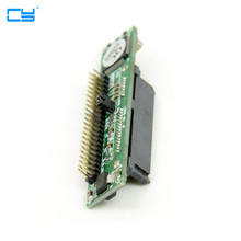 "SATA Female to IDE 44Pin Adapter ide SATA IDE Adapter Converter PCBA for Laptop & 2.5"" Hard Disk Drive(China)"