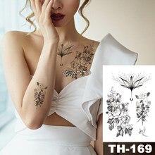Brustbein Temporäre Tattoo Kaufen Billigbrustbein Temporäre Tattoo