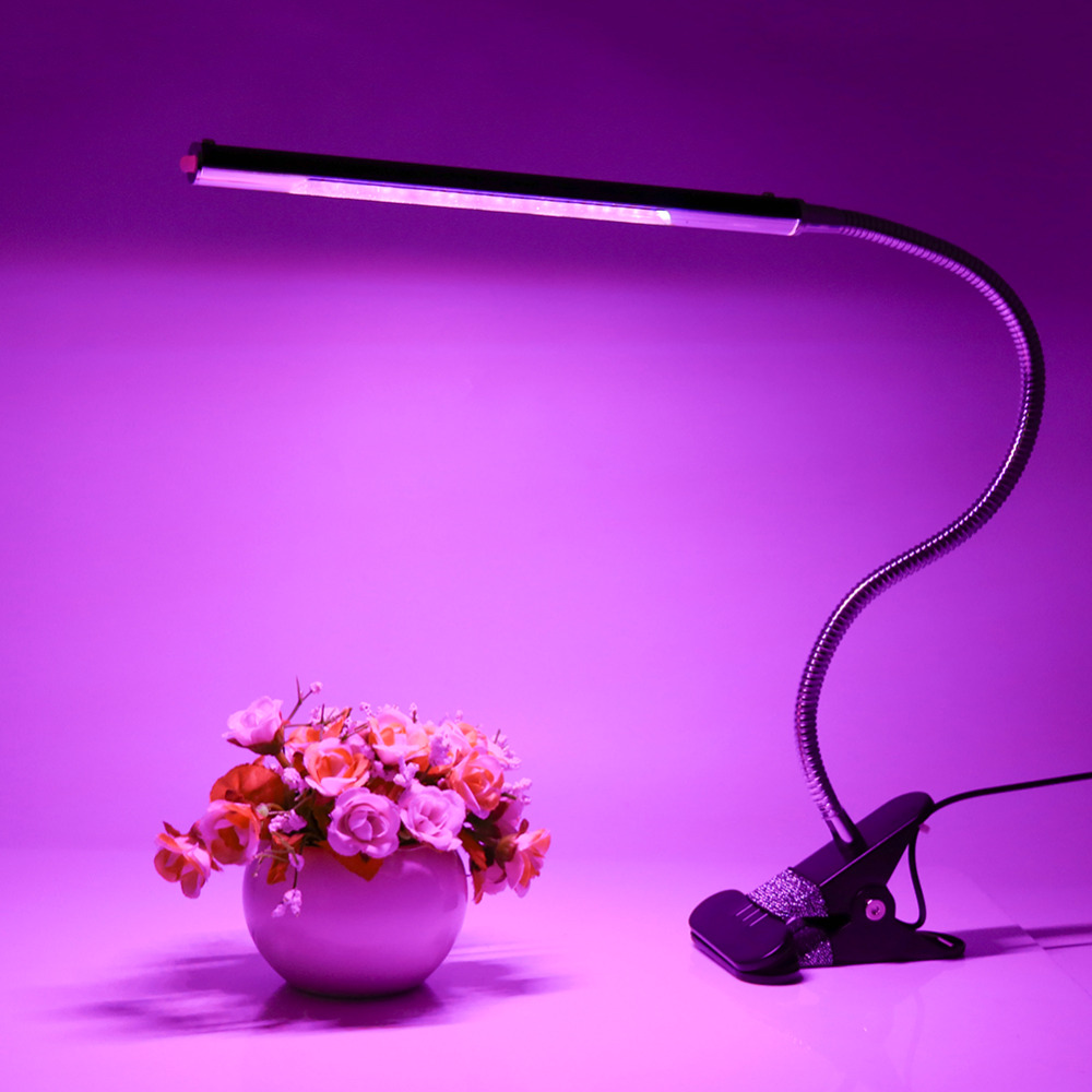 Online get cheap solar grow aliexpress alibaba group 5w 24 led led indoor growing lamp panel grow light indoor usb plants growth desk lamp with clamp grow led strip parisarafo Image collections