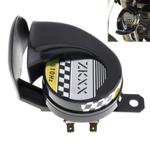 DC 12V 30W Single Sound Car Snail Horn Auto Air Airen Horn for Motorcycles Bicycles Automobiles(China)