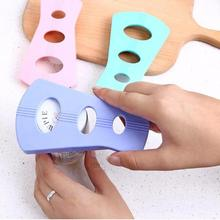 1Pc Kitchen Canned Opener Multi Function Cans Lid Opener Bottle Cap Tool Lid Grip Anti-Slip Wrench Accessories V3