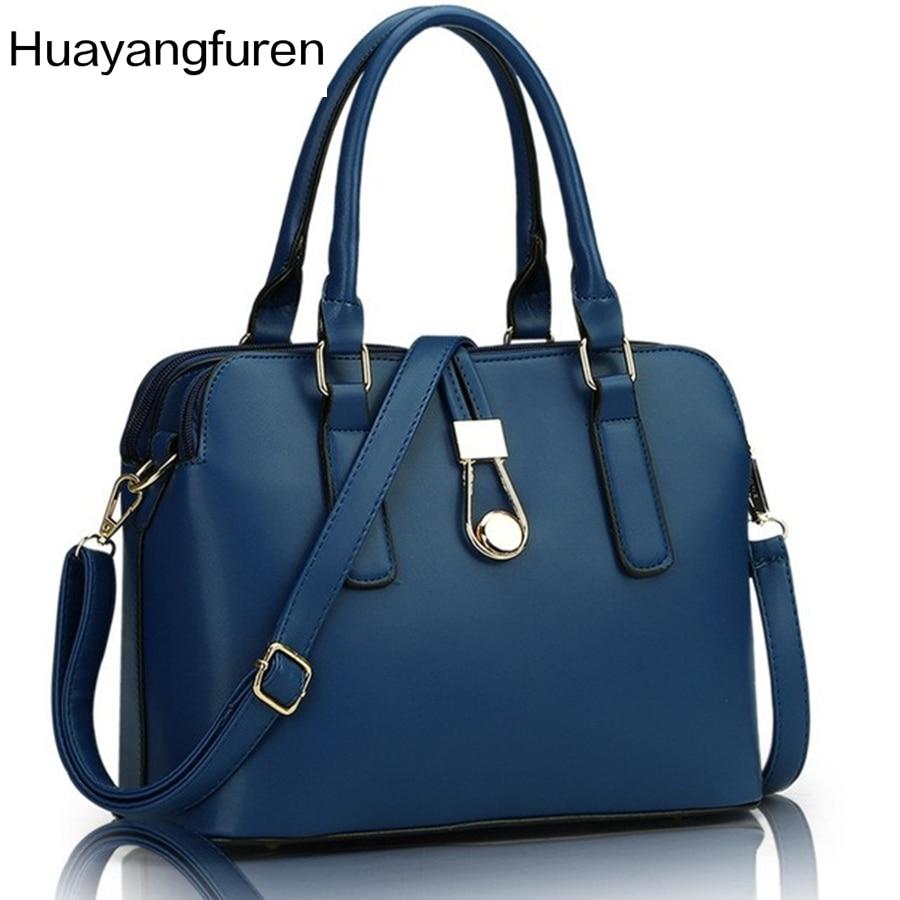 2017 fashion business women Messenger Bags  high quality office bag  double zipper crossboday bag PU leather shoulder bags Q5<br>
