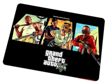 Grand Theft Auto 5 mouse pad GRA pad to mouse notbook Thickened mousepad gaming padmouse gamer to laptop keyboard mouse mats(China)