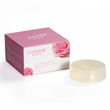 KOOGIS 40g Whitening Crystal Soap Smoothing Whitening Natural Effective Soap Crystal Moisturizing Repair(China)