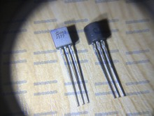 10PCS/LOT J177 TO-92 P-channel silicon field-effect transistors 30V 0.35W JFET Switch(China)