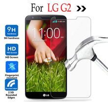 Buy Tempered Glass LG G2 D802 Screen Protector Cover Film LG D800 D801 D802 D803 VS980 LS980 FS320 Protective Glass for $1.37 in AliExpress store
