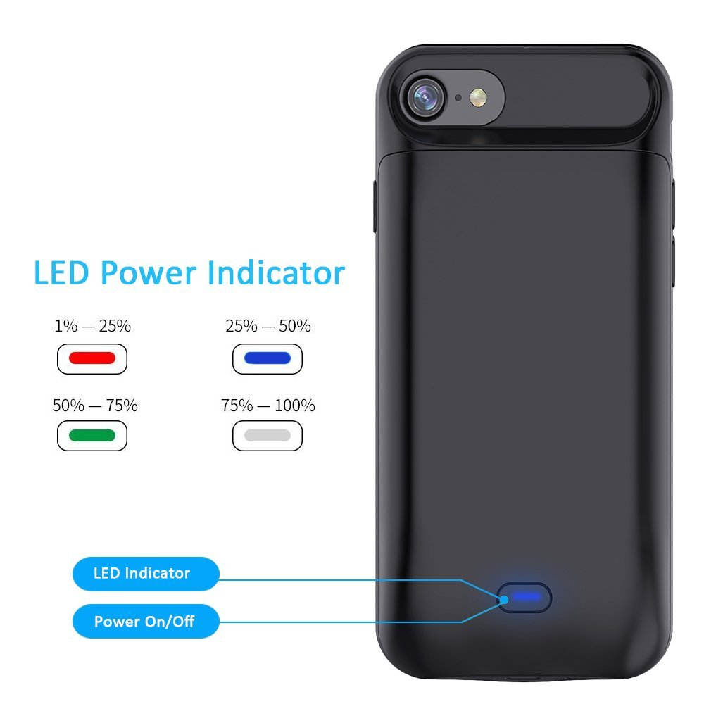 battery case for Iphone 6 6s 13