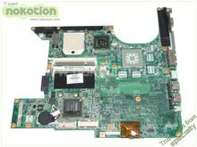 NOKOTION 442875-001 LAPTOP MOTHERBOARD for HP PAVILION F500 F700 V6000 DV6000 G06100 DDR2 Full Tested free shipping(China)