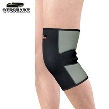 1Pcs Neoprene Sports Kneepad Running Crossfit Knee Brace Protector Badminton Football Knee Pad Volleyball Baketball Knee Support(China)