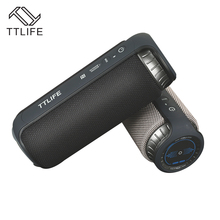 TTLIFE M3 Touch Speaker Bluetooth 4.1 Portable IPX4 Waterproof NFC 4000mAh Wireless Super Bass AUX N1000 Altavoz Upgrade Version