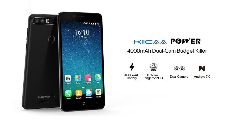 Leagoo m8 pro Smartphone (1)