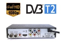 New model DVB-T2 HD TV Receiver MSD7T01 dvb t2 Terrestrial digital television receiver hot sale Russian Europe Etc(China)