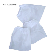1 Pack 10pcs Replacement Nail Dust Suction Collector bagfor Manicure Pedicure Dust Collector Tool(China)