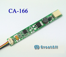 CA-166 notebook LED constant current board high-voltage step-down drive constant current source 9.6V output dimmable