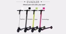 New arrival electric scooter, cheap scooter from China,Evadler electric bike(China)