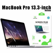 Super Anti Scratch HD Laptop Screen Display Guard Flim Ultra Clear Protective PET Protector For Macbook Pro 13 Inch With Retina