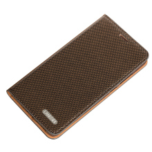 LANGSIDI Case For HTC Touch HD2 T8585 Handmade Genuine Leather Wallet Flip Cover Card Slot Business Holster Cow Bag