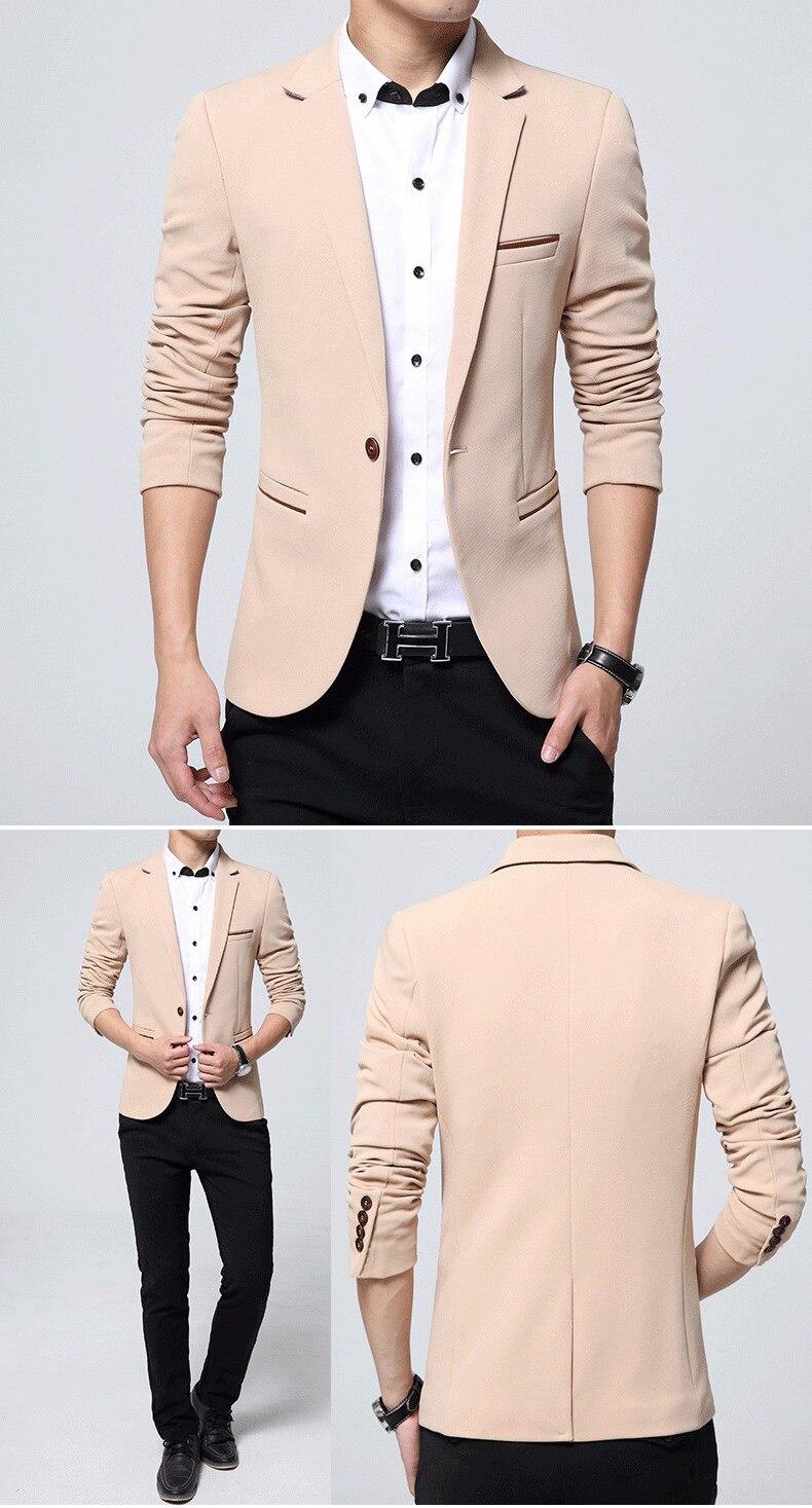 HTB1ouLaRpXXXXXoapXXq6xXFXXX8 - HCXY модные Для мужчин Блейзер Повседневные комплекты одежды Slim Fit пиджак Для мужчин весна костюм Homme, TERNO masculin Блейзер, куртка