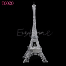 Lovely Eiffel Tower Night Light Cute LED Lamp Desk Bedroom Decor Small Lighting #S018Y# High Quality