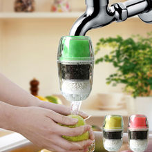 New Faucet Water Filter Purifier household kitchen healthy Activated Carbon Carbonated Filtros machine