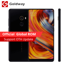 "Original Xiaomi Mi Mix 2 Mix2 6GB RAM 128GB ROM Mobile Phone Snapdragon 835 5.99"" FHD+Full Screen Dispaly Ceramics Body(Hong Kong)"