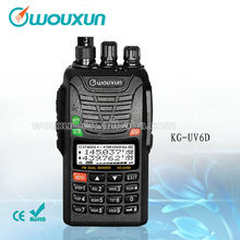 Wouxun  KG-UV6D frequency 136-174/420-520mhz  Radio VHF and UHF dual band radio