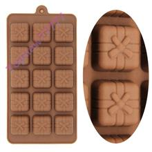 Little Box Cake Decorating Silicone Bakeware Fondant Chocolate Mold DIY Pastry Cooking Tools