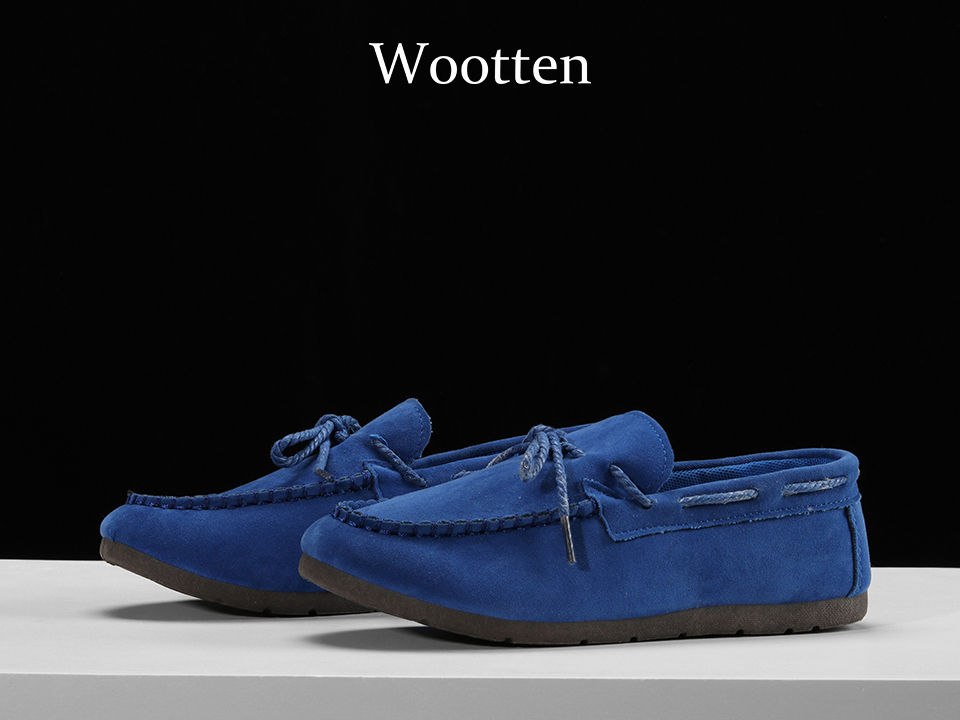 Moccasin womens four colors autumn soft brand top quality fashion suede casual loafers #WX810401 76 Online shopping Bangladesh