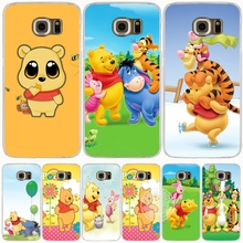 My Friends Tigger&Winnie the Pooh Bear cell phone case cover for Samsung Galaxy S7 edge PLUS S8 S6 S5 S4 S3 MINI