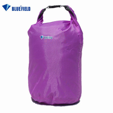 Bluefield Waterproof Floating Dry Bag Portable Camping Drift Bag Water Resistance Ultralight Outdoor Rafting Bag 10L/20L/40L/70L(China)