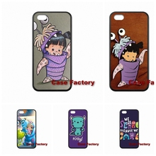 For HTC One X S M7 M8 mini M9 Plus Desire 820 Moto X1 X2 G1 G2 Razr D1 D3 Samsung Monsters Inc Boo Case Cover