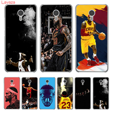 Lavaza LeBron James Hard Case Meizu M5C M6 M5 M5S M2 M3 M3S Mini Note U10 U20 Pro 7 Plus 6 Cover