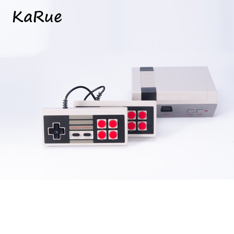 KaRue HDMI Mini TV Family Game Console  8 Bit Retro Video Game Console Built-In 600 Games Handheld Gaming Player For Children