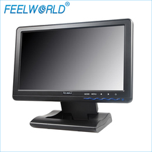 Feelworld FW101CT 10.1 Inch IPS 1024x600 Projected Capactitive Multi Touch Monitor with HDMI VGA YPbPr AV Touch Screen Monitors
