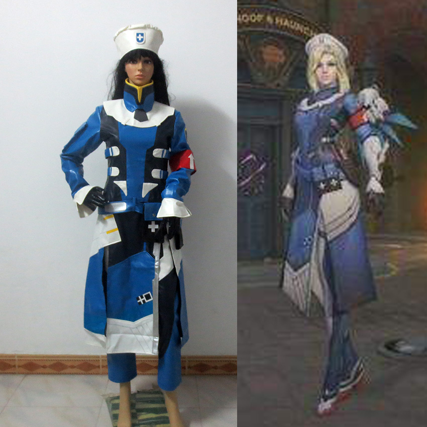 NewGame Hanzo Cosplay Costume Skin Suit Complete Outfit Customized