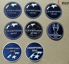 Champions League Winner 03/04/05/06/07/08 2009 2010 2011 Sleeve Soccer Patch(China)
