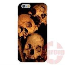 Rock God Music Skull For HTC Desire 530 626 628 630 816 820 830 For Samsung Galaxy Note II 3 4 5 Soft TPU Silicon Case