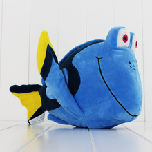 Cartoon Movie Finding Nemo Plush Toy Fish Dory Stuffed Doll Animal Toys for Kids 20*30cm Free Shipping