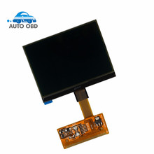 Free shipping Black Frame for Pixel Repair Cluster TT LCD Display Screen For Audi TT LCD Display 8N Series Jaeger high quality