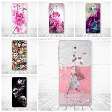 For Nokia 3 Case Luxury Painting Soft Silicone Coque for Nokia 3 funda 5.0 inch Back Cover Cases for nokia 3 Patterned Phone bag