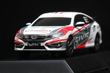 Diecast Car Model Honda Civic 10th Generation Sport Turbo 1:43 + SMALL GIFT!!!!!!!!!!!!!