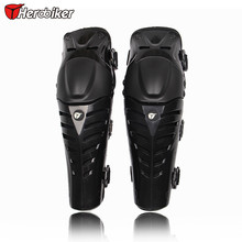 HEROBIKER factory sales professional motocross knee brace High quality motorcycle Protector Guards Protective Gear(China)